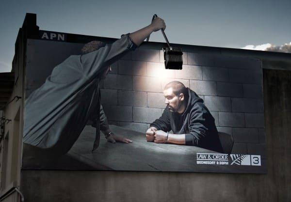 Billboard reklame