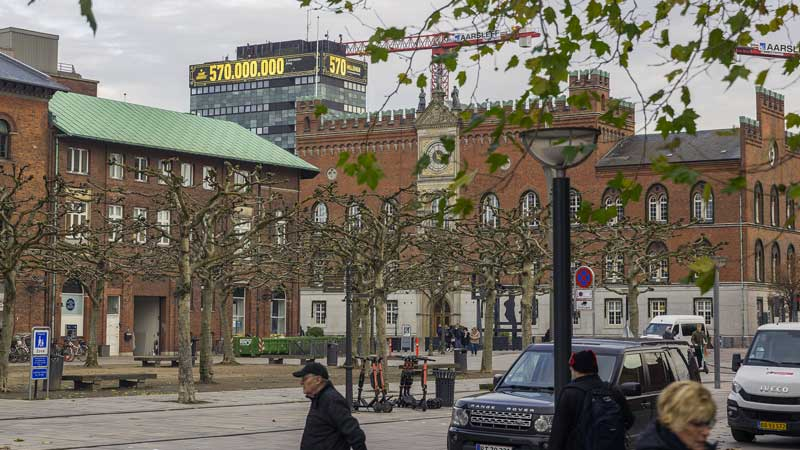 Odense storskærm