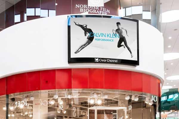 Play Mall Billboard