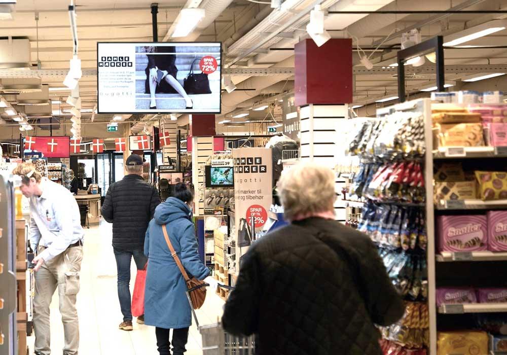Retail Digital POS kampagner